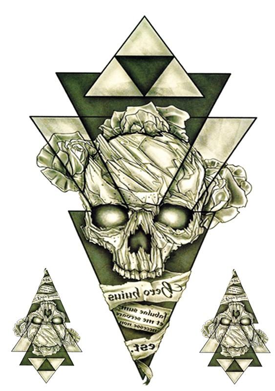 Skull Triangles