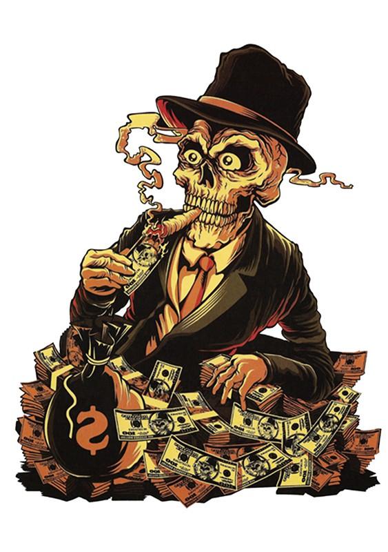 Greedy Death