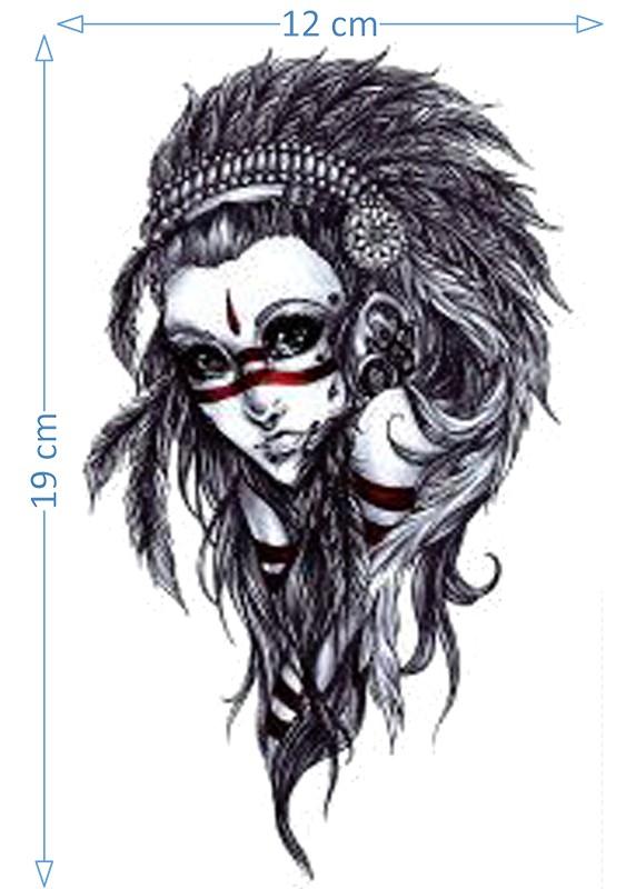 Indian Girl III