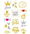 Team Bride V