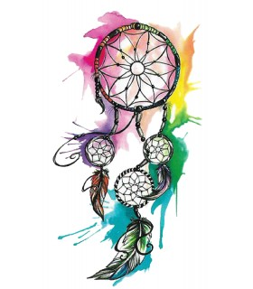 Colored Dreamcatcher