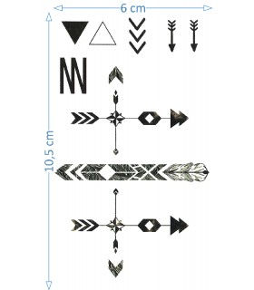 Geometric Arrows