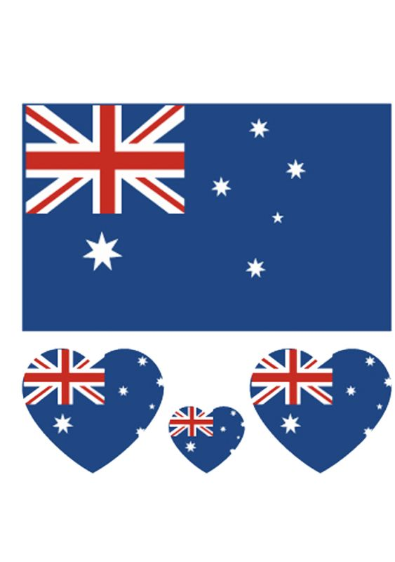 Australian Flag II