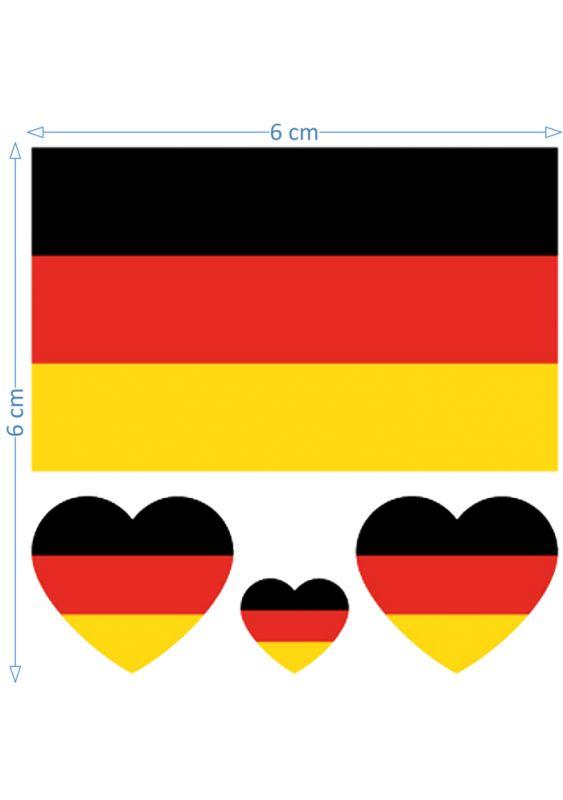 German Flag II