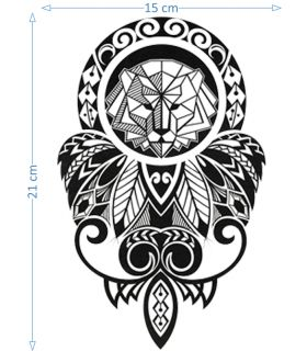 Tribal Lion