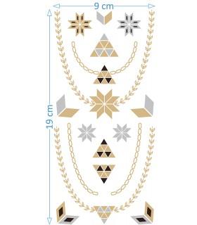 Golden Necklace III